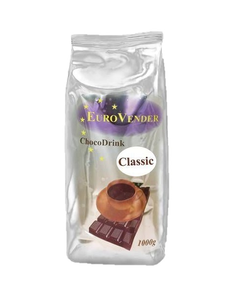 Горячий шоколад EuroVender Classic 1,0 кг