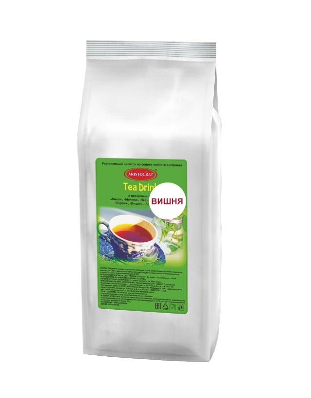Растворимый чайный напиток ARISTOCRAT Tea Drink Вишня 1,0 кг.