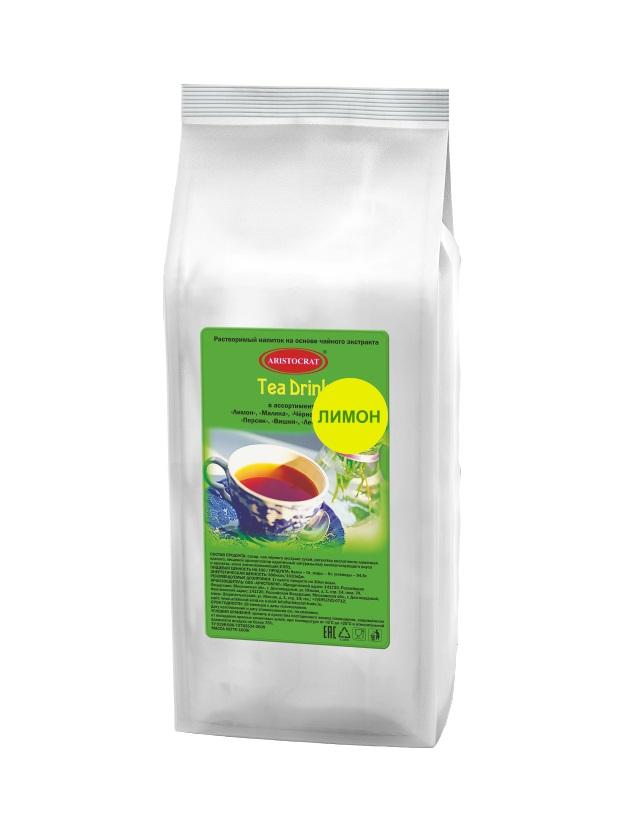 Растворимый чайный напиток ARISTOCRAT Tea Drink Лимон 1,0 кг.