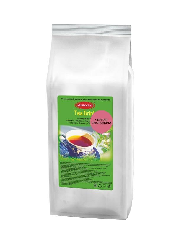 Растворимый чайный напиток ARISTOCRAT Tea Drink Черная смородина 1,0 кг.