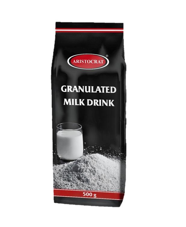 Сухое агломерированное молоко ARISTOCRAT Швейцарская крупка 0,5 кг.