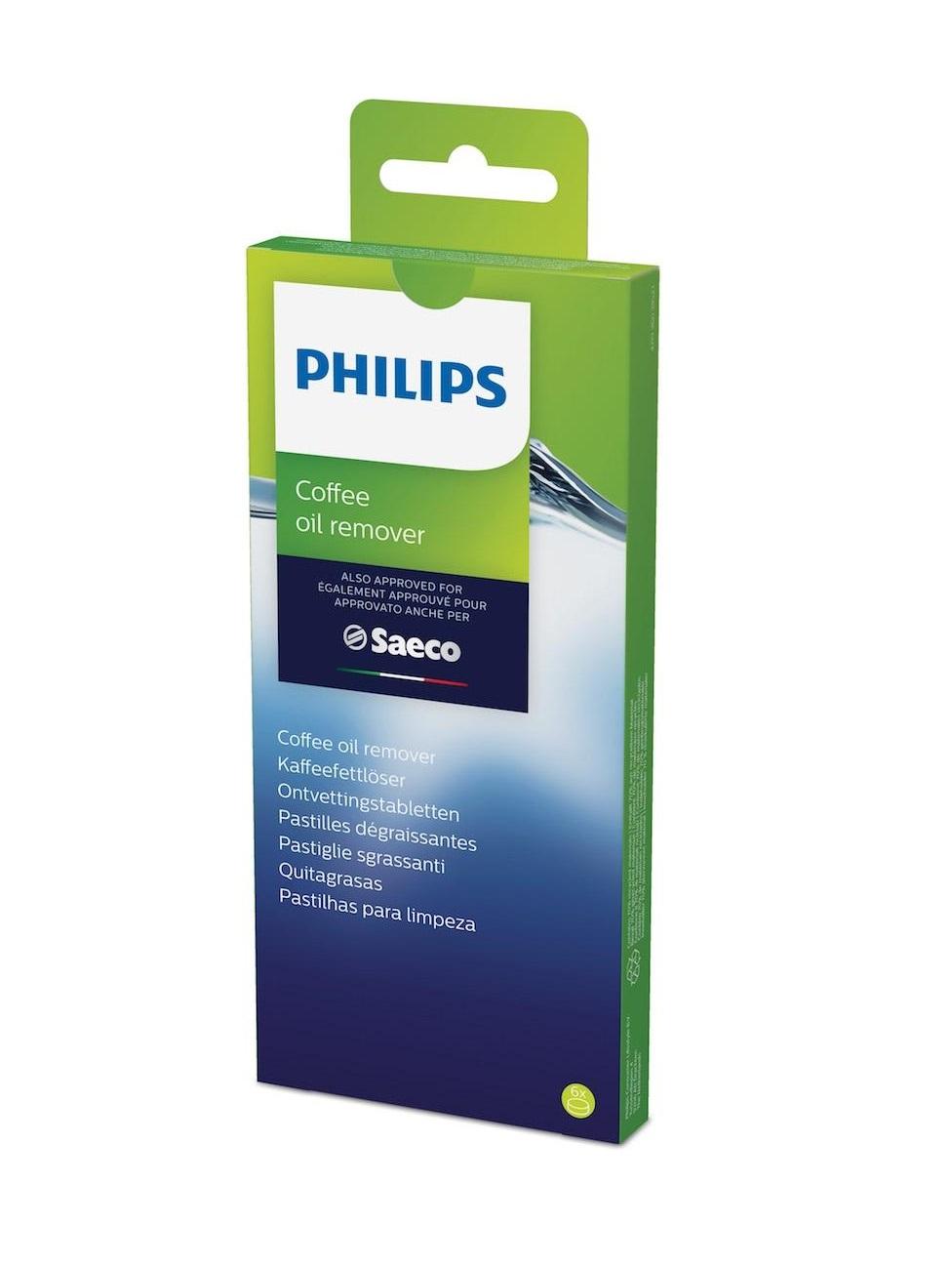 Таблетки для удаления масляного налета Philips CA6704