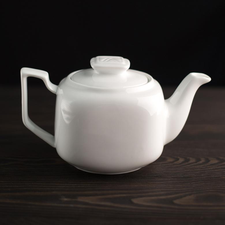 Заварочный чайник Althaus 0,4 л., белый