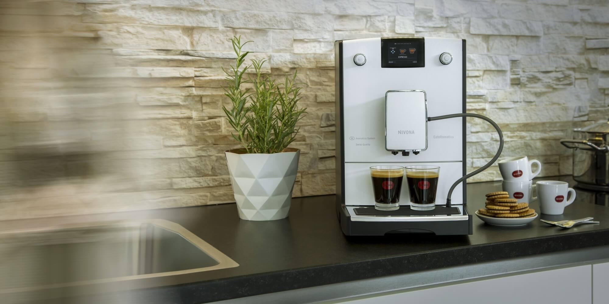 Автоматическая кофемашина Nivona CafeRomatica 779.