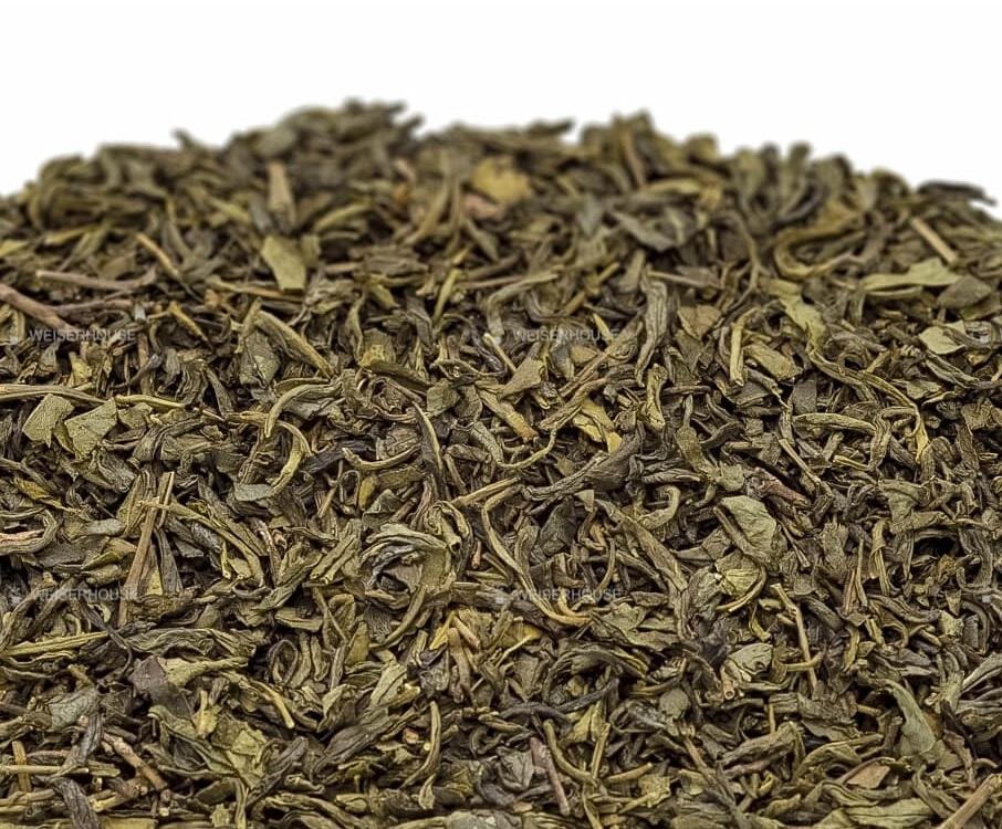 Чай Grunberg «Китайский Жасмин» (зеленый ароматизированный), упаковка 250 гр