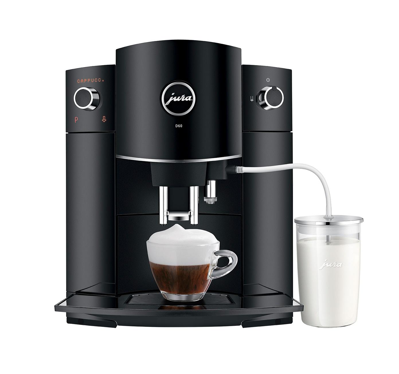 Автоматическая кофемашина Jura D60