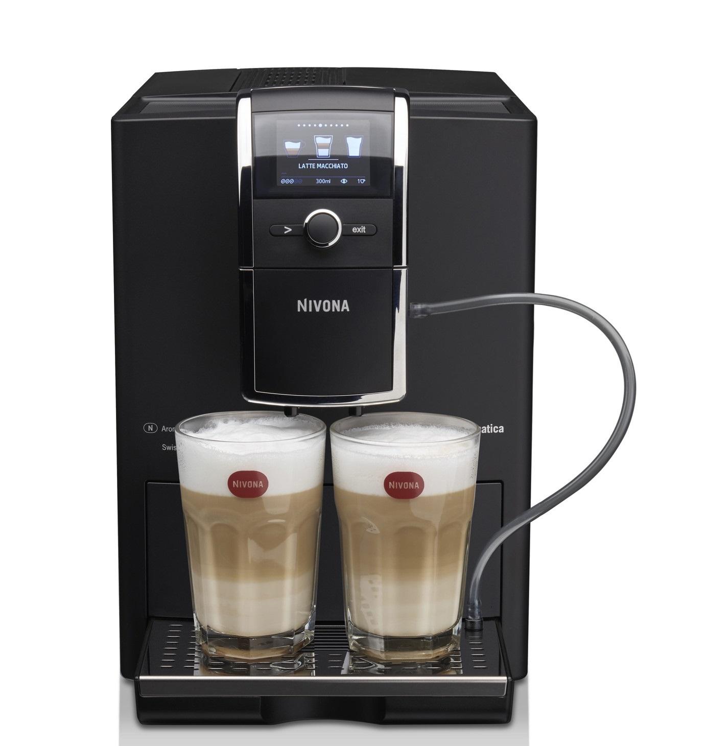 Автоматическая кофемашина NIVONA CafeRomatica 841