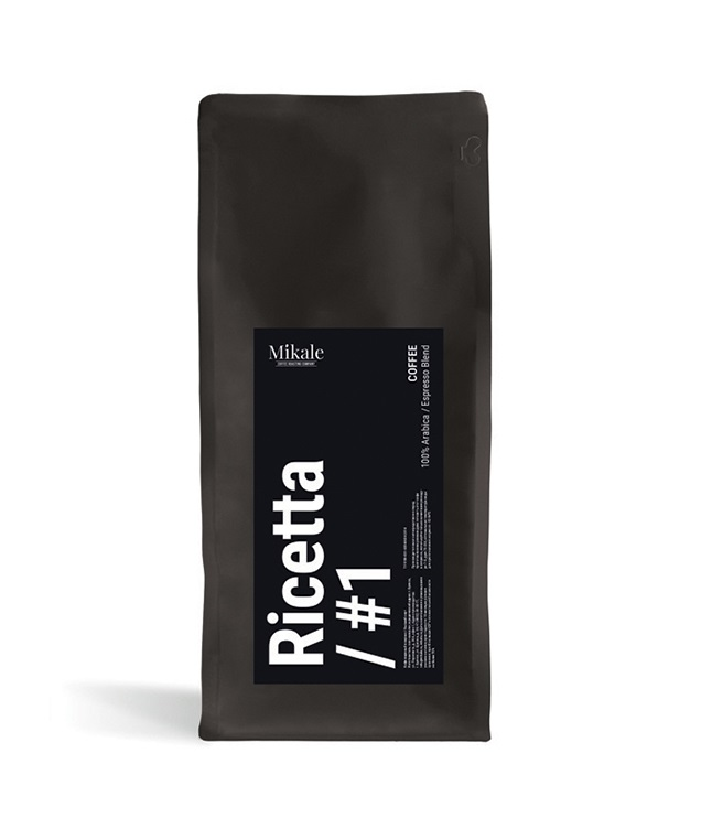Кофе-в-зёрнах-Mikale-Ricetta-1-New-name-1-1-кг.