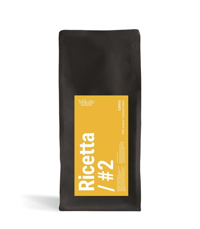 Kofe v zornakh Mikale Ricetta # 2 (Novoye nazvaniye  2) 0,5 kg