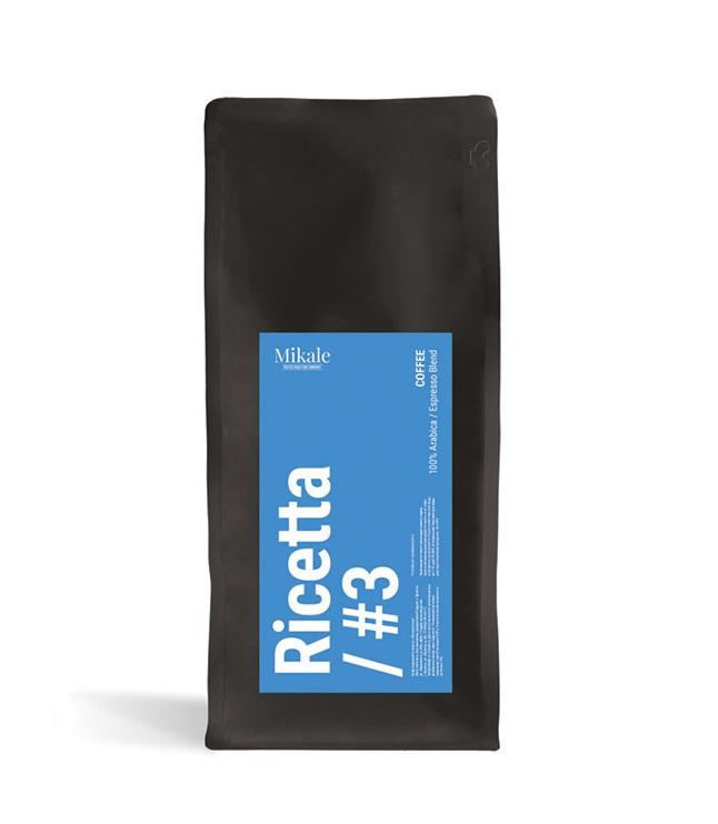 Kofe v zornakh Mikale Ricetta #3 (New name 3) 0,5 kg.