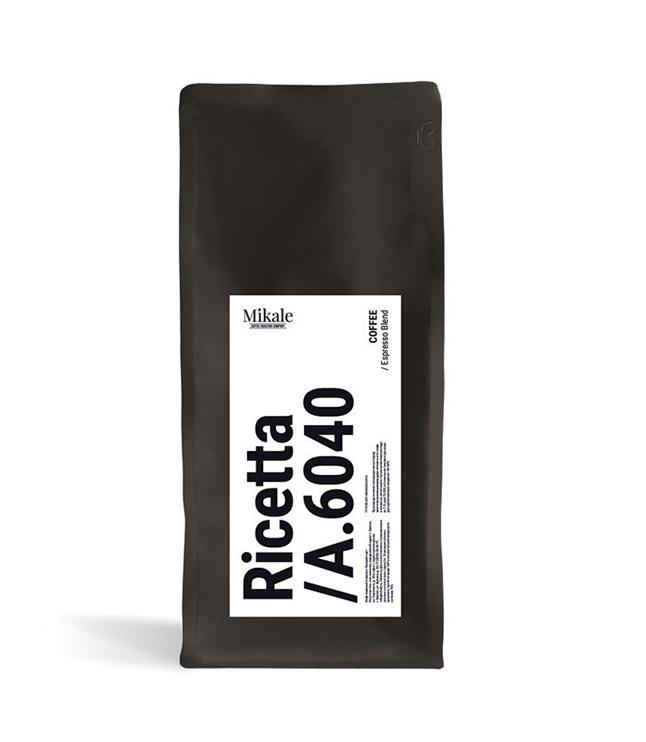 Kofe v zornakh Mikale Ricetta A.6040 (New name A.4) 1,0 kg