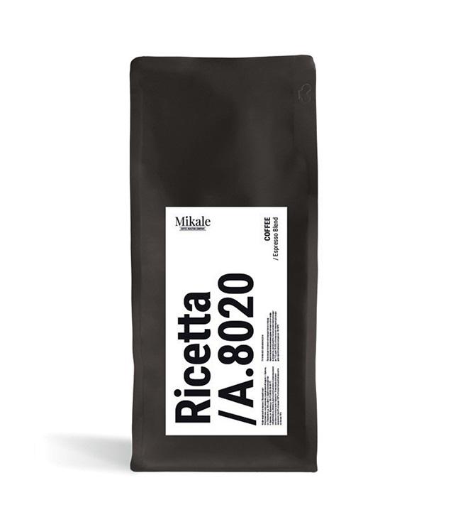 Kofe v zornakh Mikale Ricetta A.8020 (New name A.2) 1,0 kg.