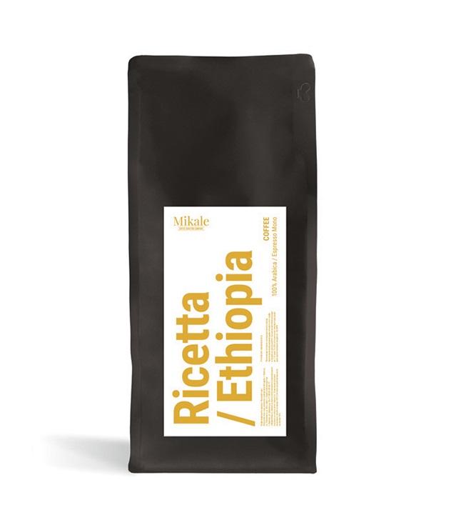 Kofe v zornakh Mikale Ricetta Ethiopia 1,0 kg