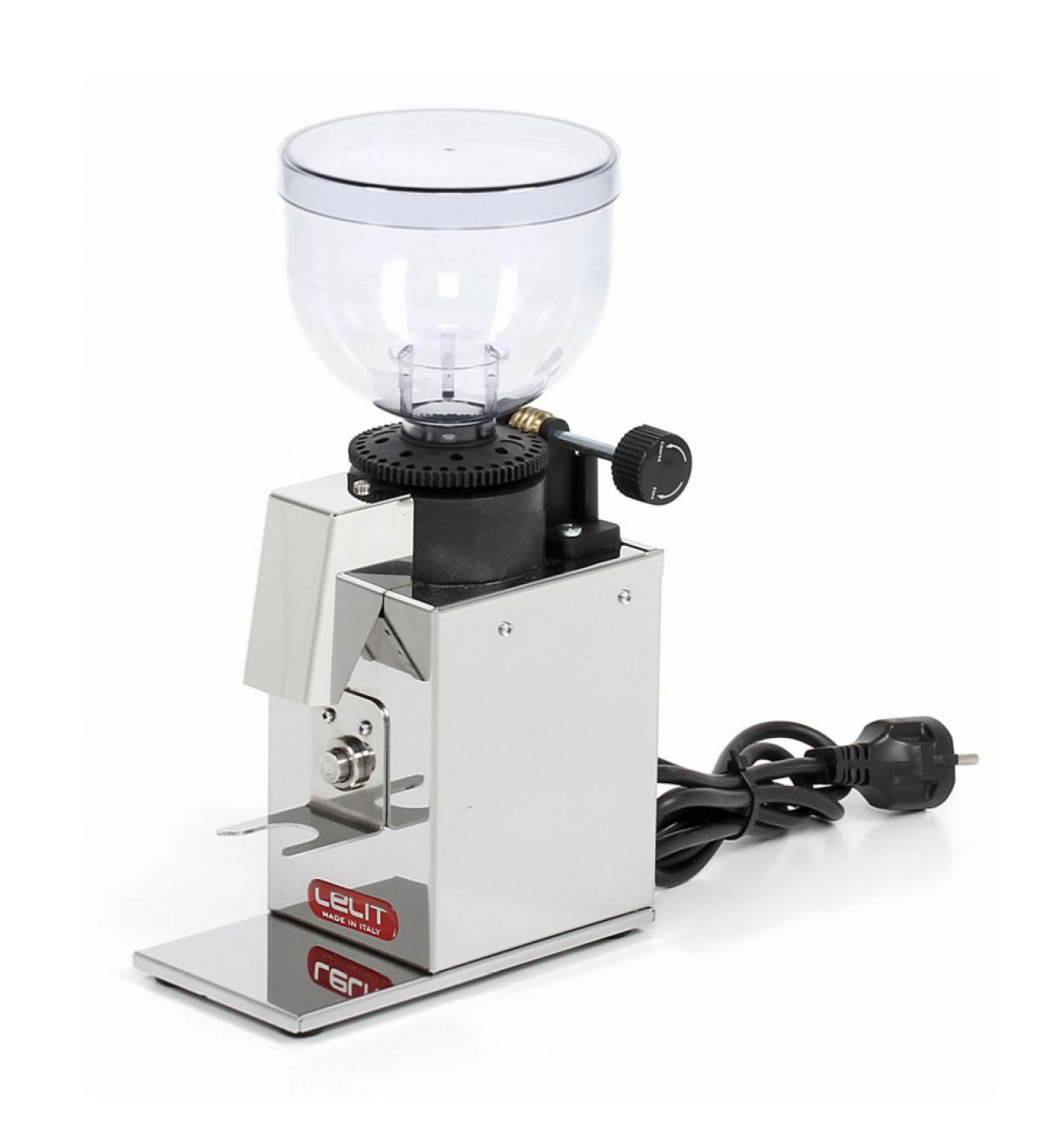 Кофемолка электрическая жерновая Lelit FRED PL043MMI